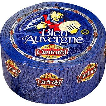 Cantorel Queso azul frances peso aproximado pieza 3 kg