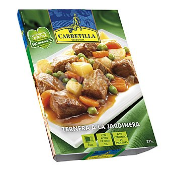 Carretilla Ternera jardinera 275 g