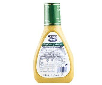Ken's Salsa miel y mostaza Envase 454 ml