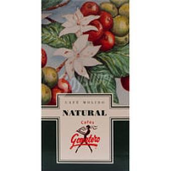 Gometero Café molido natural Paquete 250 g