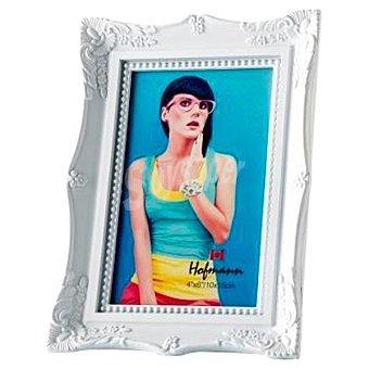 HOFMANN Portafotos Clásico en color blanco 10 x 15 cm