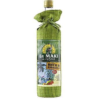 Le maki de dzama ron blanco premium de Madagascar Botella 1 l