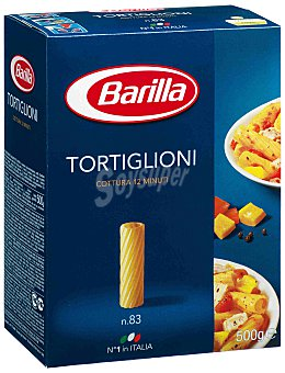 Barilla Tortiglioni nº 83 500 g