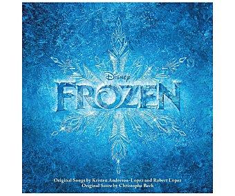MÚSICA INFANTIL Frozen: Canciones BSO