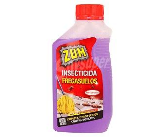 Zum Insecticida fregasuelos perfumado para todo tipo de suelos (limpieza y protección contra insectos 500 mililitros