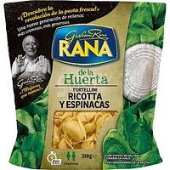 Rana Ravioli Ricotta de espinaca Bolsa 250 g