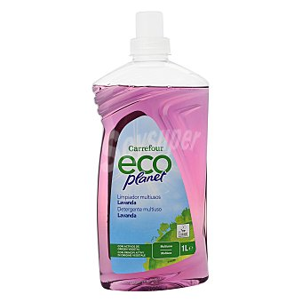 Carrefour Eco Planet Limpiador multiusos lavanda 1 l
