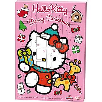 DEKORA Hello Kitty Calendario de Adviento con chocolates Envase 65 g