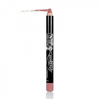 Lápiz delineador de labios multiusos rosa ecológico purobio 1 ud
