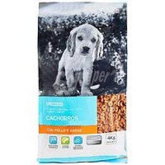 Eroski Alimento completo para cachorro 4 kg