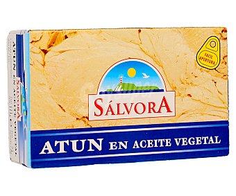 Salvora Atún en aceite vegetal Lata de 73 grs
