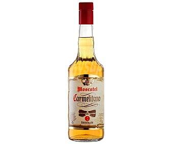 CARMELITANO Moscatel Botella de 75 Centilitros
