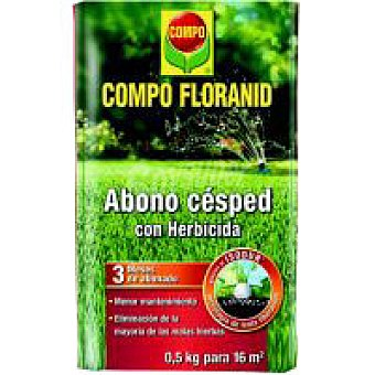 Floranid Abono para césped Pack 1 unid