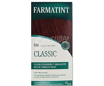 Farmatint Coloración en crema permanente 5-M castaño claro caoba 155 mililitros