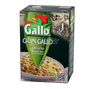 Gallo Arroz para Risotto 500 g