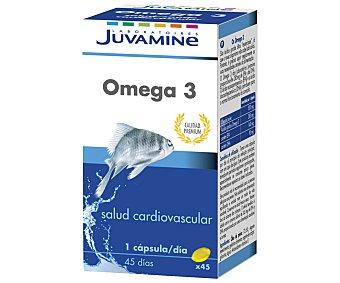 Juvamine Omega 3 (procedente de aceite de pescado) 60 Comprimidos