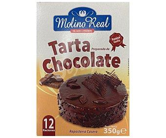 Molino Real Preparado en polvo para tarta de chocolate 350 g