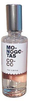 Monogotas Colonia mujer coco Botella de 70 cc