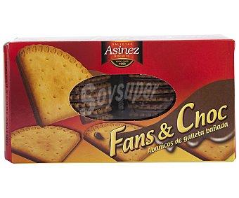 FANS&CHOC Galletas 200 Gramos