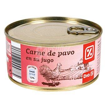 DIA Carne de cerdo en su jugo lata 300 gr Lata 300 gr