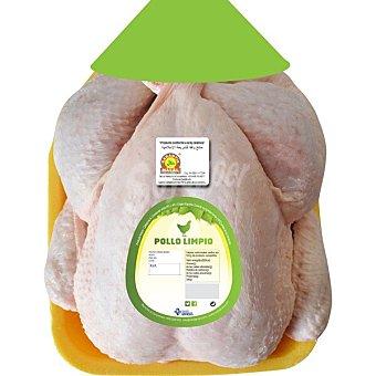 Sada Pollo limpio entero halal para asar peso aproximado bandeja 1,5 kg Bandeja 1,5 kg