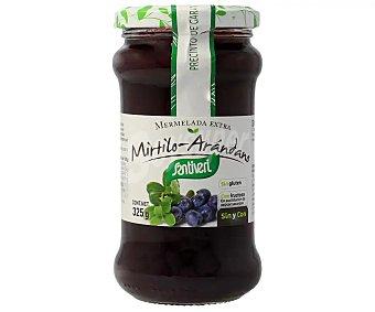 Santiveri Mermelada de arandino mirtilo sin azúcar añadido Envase 325 g