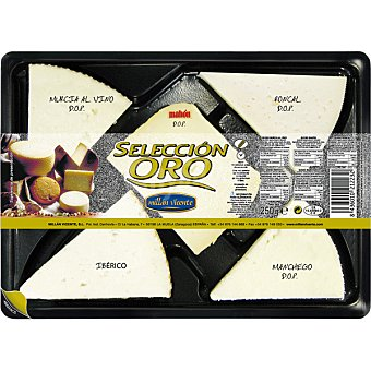 MILLAN VICENTE Selección Oro Tabla de quesos Envase 250 g