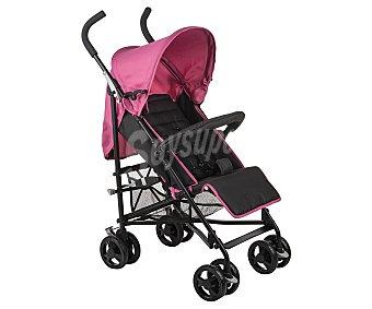 Baby nurse Silla de paseo, desde 6 meses hasta 20 kg, reposapiés extensible, color rosa, TOUR NURSE. 20 kg
