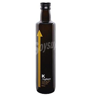 K5 Argiñano Aceite de oliva virgen extra arbequina Botella 500 ml
