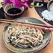 Ensaladas de surimi, mahonesa y pepino bandeja 100 g bandeja 100 g Sushispot