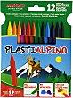 Alpino PA000012 - Estuche con 12 ceras  Alpino