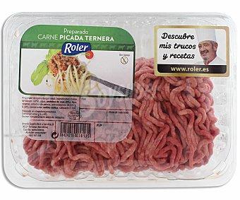 ROLER Preparado de carne picada de ternera 400 gramos