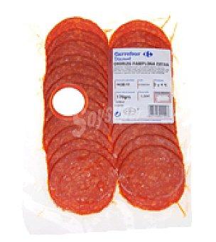 Carrefour Discount Chorizo pamplona Envase de 170 gr