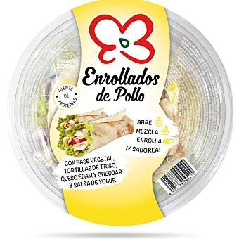 Primaflor Enrollados de pollo 300 g