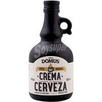 Crema de cerveza domus Botellín 50 cl