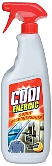 CODI Quitagrasas Energic pistola 750 ml