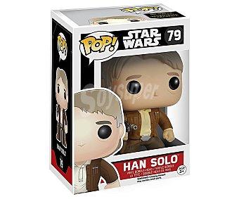 Funko Figura Star Wars, Han Solo, 10cm., 79 pop! pop! 79