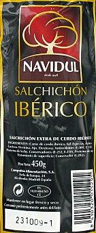 Navidul Salchichón Ibérico 450 g