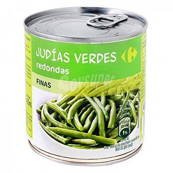 Carrefour Judías verdes finas al natural extra 220 G 220 g
