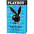 Generation eau de toilette masculina spray 100 ml Playboy Fragrances