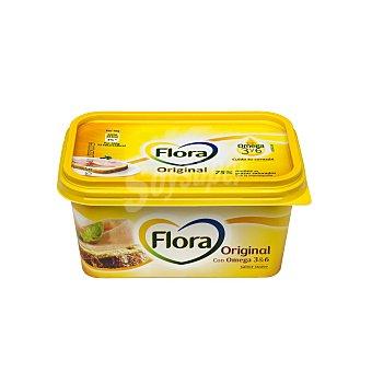 FLORA Margarina vegetal tarrina 500 g