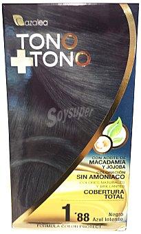 Azalea Tinte coloración tono sobre tono n 1.88 negro azul intenso 1 u