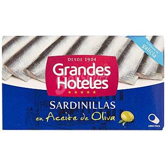 Grand hotel Sardinilla aceite oliva 10/14 62 g