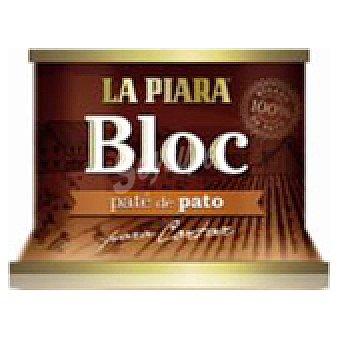BLOC LA PIARA PATE DE PATO 145 GRS