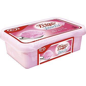 Frigo Helado sabor fresa Frigopie Tarrina 1 l