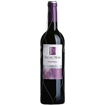 Rigau Ros Vino tinto Gran Reserva D.O. Empordá botella 75 cl Botella 75 cl