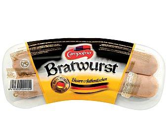 Campofrío Salchicha Bratwurst Sobre 260 g