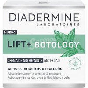 Diadermine Crema facial antiedad noche lif+botology Tarro 50 ml