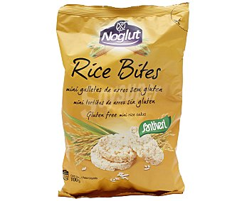 Santiveri Mini tortitas de arroz integral Envase 100 g