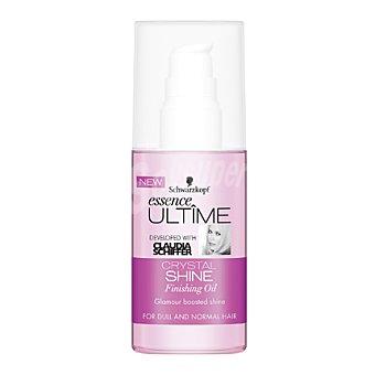 Essence Ultime Schwarzkopf Aceite diario Crystal Shine para cabello normal 75 ml